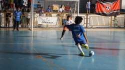 Linda festa no All Star Futsal